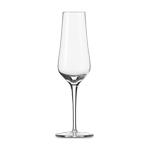 Бокал для шампанского/игристого вина 235 мл, h 22,8 см, d 7,2 см, Fine