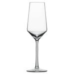 Бокал для шампанского 297 мл, h 23,4 см, d 7,2 см, Pure