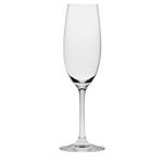 Бокал для шампанского 228 мл, h 22,2 см, d 7 см, Ivento