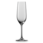 Бокал для шампанского/игристого вина 227 мл, h 22,5 см, d 7 см, Vina