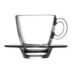 Кофейная пара 70 мл. d=97/58 , h=59 мм Аква Б /24/
