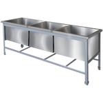 Ванна моечная тройная ITERMA 430 ВС 30-700/1800