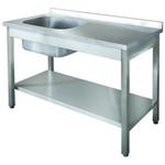 Стол для сбора отходов ITERMA СЦ-241/906 ЛЕВЫЙ