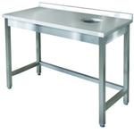 Стол для сбора отходов ITERMA 430 СБ-241/906 ПРАВЫЙ