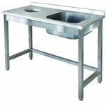 Стол для сбора отходов ITERMA 430 СБ-241/1207 ПРАВЫЙ