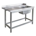 Стол для грязной посуды ITERMA 430 СБ-361/800/760 ПММ/М
