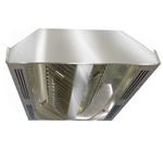 Зонт приточно-вытяжной центральный ITERMA ЗЦПВ-2300х2000х350