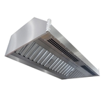 Зонт приточно-вытяжной пристенный ITERMA ЗППВ-700Х1200Х350