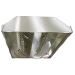 Зонт вытяжной центральный ITERMA ЗВЦ-2400Х1600Х350
