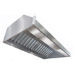 Зонт вытяжной пристенный ITERMA ЗВП-1000х1200х350