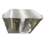 Зонт вытяжной пристенный ITERMA ЗВП-900х1200х350