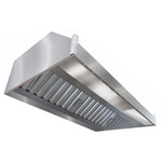 Зонт вытяжной пристенный ITERMA ЗВП-1300Х900Х400