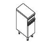 Стол-вставка 900 серии KOVINASTROJ BM-T49/V 55955