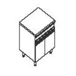 Стол-вставка 700 серии KOVINASTROJ BM-T87/V 55951