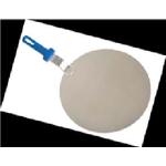 Поднос круглый алюм.для пиццы на 8 сегментов с ручкой Gimetal
