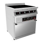 Плита индукционная с духовым шкафом I7-4SO