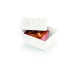 OPTU15 Емкость для подачи с крышкой 15х12 h=9см., 39 cl., фарфор, Minimax
