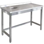 Стол для сбора отходов ITERMA СБ-241-606