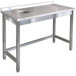 Стол для сбора отходов ITERMA СБ-241/607