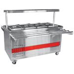Прилавок холодильный ПВВ(Н)-70ПМ-01-НШ (кашир.)