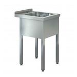 """Ванна моечная """"ASSUM-Premium"""" ВМП-1/400 (500х600х850)"""