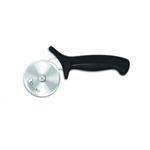 8390T122 Нож для пиццы роликовый, d=7см., нерж.сталь,ручка пластик, вставка черная