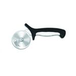 8390T122W Нож для пиццы роликовый, d=7см., нерж.сталь,ручка пластик, вставка белая