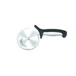 8390T123W Нож для пиццы роликовый, d=10см., нерж.сталь,ручка пластик, вставка белая