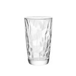 Хайбол «Даймонд»; стекло; 470мл; D=85,H=143мм; прозр.
