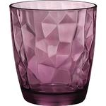 Олд Фэшн «Даймонд»; стекло; 385мл; D=91,H=103мм; фиолет.