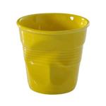 Стакан д/эспрессо «Фруассэ»; фарфор; 80мл; D=65,H=60мм; желт.