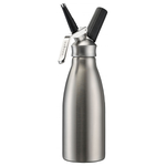 Сифон (кремер) для взбивания сливок 1,0 л. нерж/нерж Inoxcreamer KAYSER