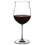 Бокал для вина 725 мл. d=86, h=244 мм красн. Винтаж /6/24/