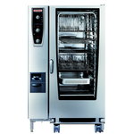 Пароконвектомат RATIONAL CombiMaster Plus 202G Газ
