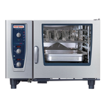 Пароконвектомат RATIONAL CombiMaster Plus 62G Газ