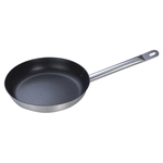 152400N Сковорода без крышки, d=24  h=4.5см, нерж.сталь с антипригарным покрытием