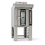 Печь ротационная BASSANINA FR MINI 46.10 газ комплект со стендом FR MINI E46.PR