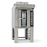 Печь ротационная BASSANINA FR MINI 46.8 газ комплект со стендом FR MINI E46.PR