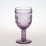 Бокал для вина 280 мл. d=80, h=160 мм фиолет. (D9705S) /6/