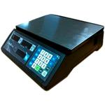 Весы электронные торговые CAS ER JR-30 CBU BLACK BODY