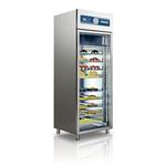 Шкаф 2-х температурный IRINOX NICE со стеклянной дверью