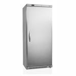 Шкаф морозильный с глухой дверью TEFCOLD UF600S нержавеющий