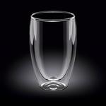 Хайбол 550 мл. с двойными стенками Thermo Glass Wilmax