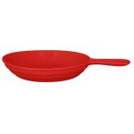 CFPN16(BK/BR/GY/WH) Емкость для подачи (сковородка), d=16см, фарфор