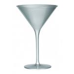 1408425 Бокал для коктейля d=116h=172мм,24 cl, стекло, цвет серебряный, Olympic