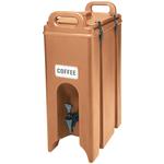 Термоконтейнер для напитков 18,0л. 420*230*620мм. бежевый Cambro - Под заказ
