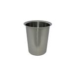 Емкость для столовых приборов (стакан) d=95 мм. h=130 мм. нерж. MGSteel /1/48/
