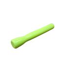 Мадлер пласт. L=21 см. зеленый поверхность ровная MG /1/