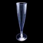 Бокал-флюте фуршетный 170 мл. d=53 мм. h=200 мм. пластик (6 шт.) (81211081) /1/6/12/**