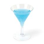 Бокал для мартини фуршетный 60 мл. d=64, h=93 мм. пластик (6 шт.) (81211082) /1/48/, Китай